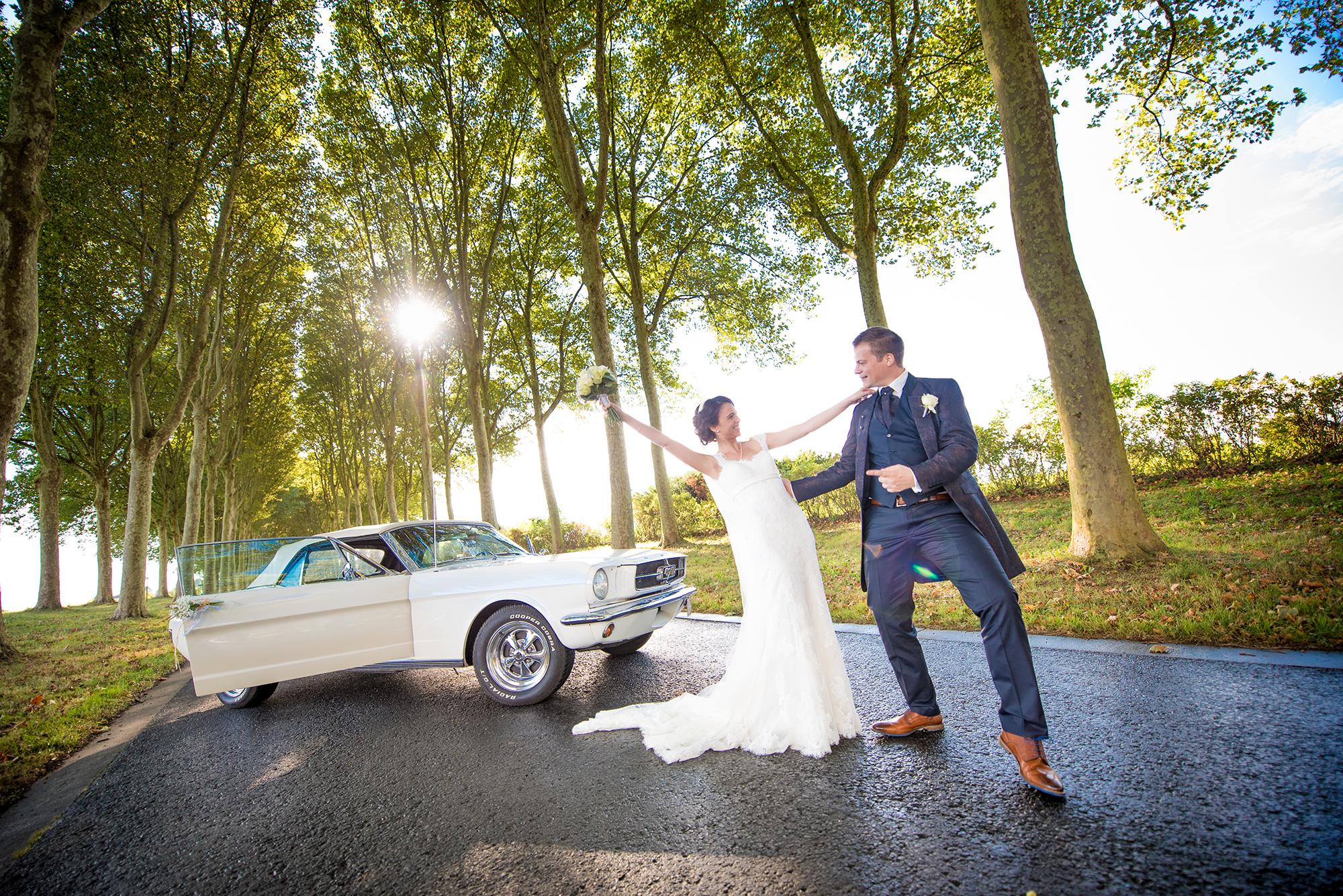 Mariage de Barbara et Steven à Tournai, Ere et au Clos de la Conciergerie